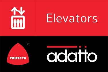 Adatto Elevator Signage