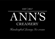 Ann's Creamery Logo Unit