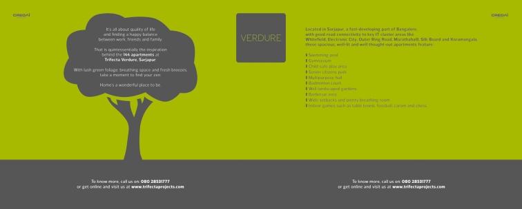 CREDAI Exhibition - Manpho Convention Centre - Verdure Back