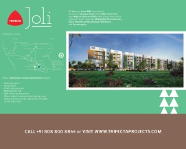CREDAI_September 2016 Trifecta Projects Joli