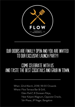 Flow A5 Invite