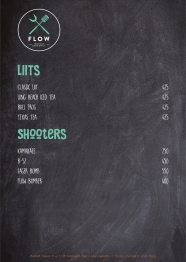 Flow Bar Menu - 09