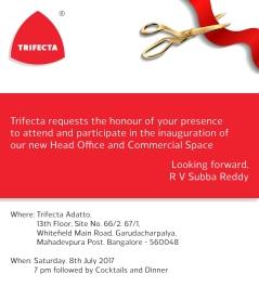 Inauguration Invite - Subba
