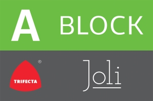 Joli Block Signage
