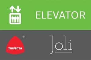 Joli Elevator Signage