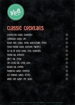 Melt Bar Menu - 07