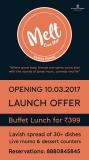 Melt Launch Banner