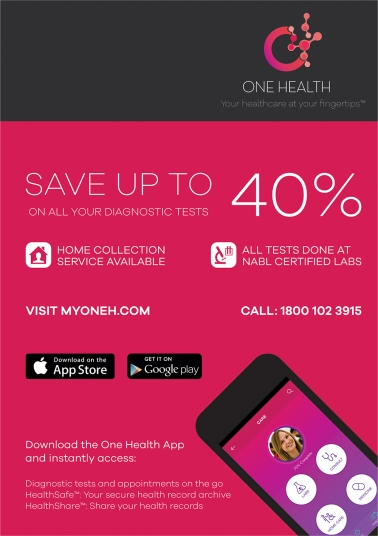 One Health Labs Leaflet