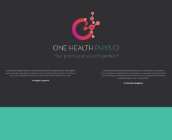 One Health Physio SIP Exhibition Stall Design 02
