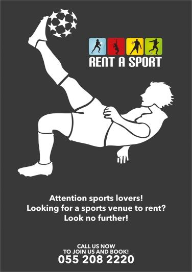 Rent A Sport Flyer 01