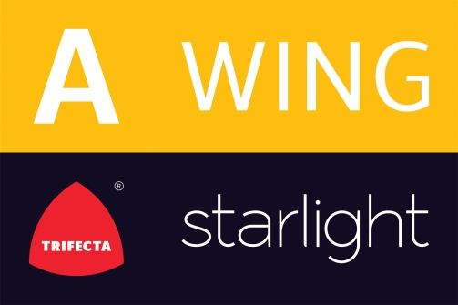 Starlight Block Signage