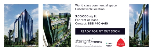 Starlight Commercial Hoarding