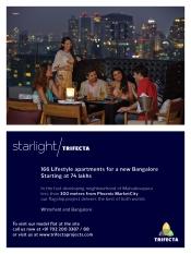 Starlight Marthahalli Bridge Hoarding