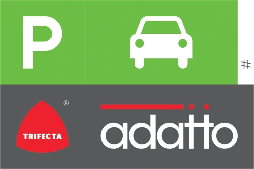 Vehicle Stickers - Adatto 01
