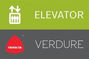 Verdure Elevator Signage