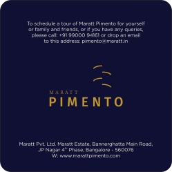 Maratt Pimento DM 28